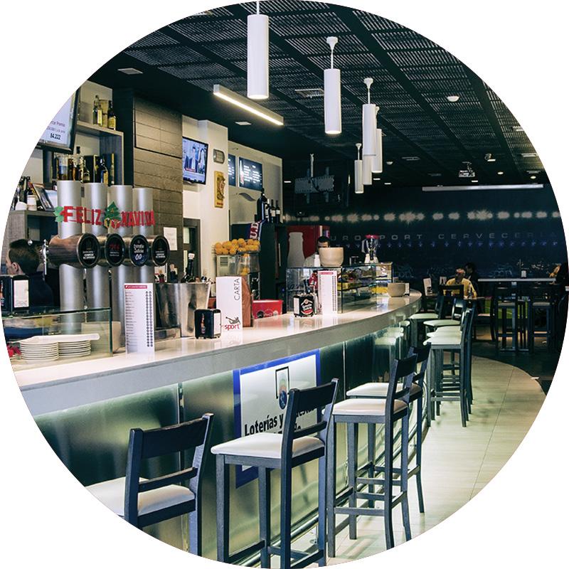 Cafetería Ourense
